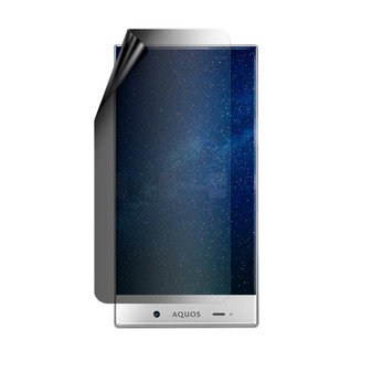 Sharp Aquos Crystal Privacy Lite Screen Protector