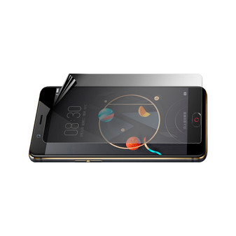 Nubia N2 Privacy (Landscape) Screen Protector