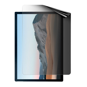 Microsoft Surface Book 3 (13.5) Privacy (Portrait) Screen Protector