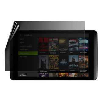 Nvidia SHIELD Tablet (2014) Privacy Plus Screen Protector