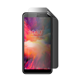 Karbonn Vue 1 Privacy Screen Protector