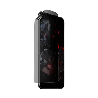 Nubia Red Magic 3S Privacy Plus Screen Protector