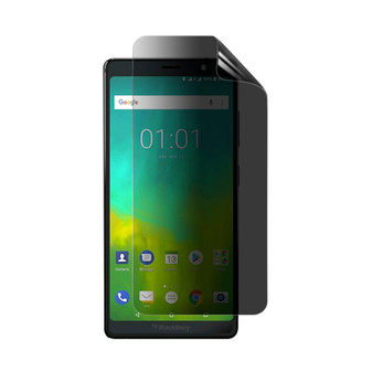 BlackBerry Evolve Privacy Plus Screen Protector