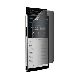 Sirin Labs Finney Privacy Screen Protector