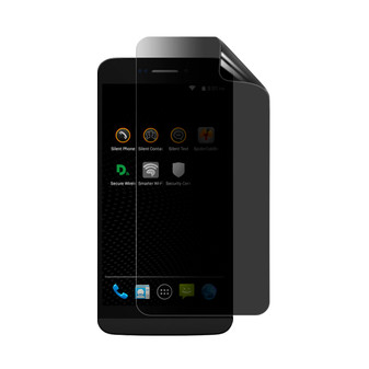 Silent Circle Blackphone Privacy Plus Screen Protector