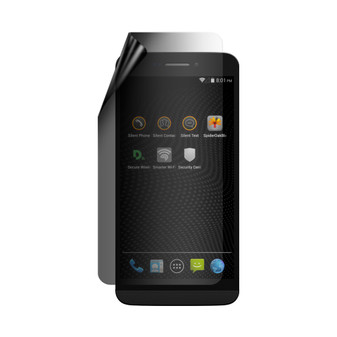 Silent Circle Blackphone Privacy Lite Screen Protector