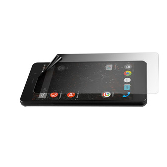 Silent Circle Blackphone 2 Privacy (Landscape) Screen Protector