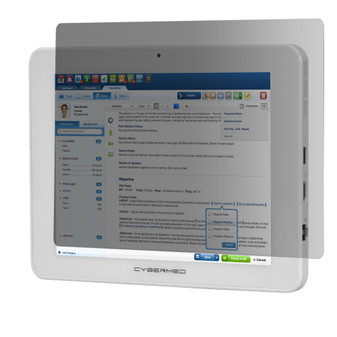 Cybernet CyberMed T10C Privacy Plus Screen Protector
