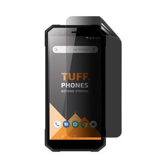 TUFF T500 Privacy Plus Screen Protector