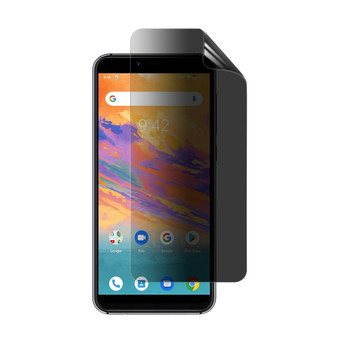 Umidigi A3S Privacy Plus Screen Protector