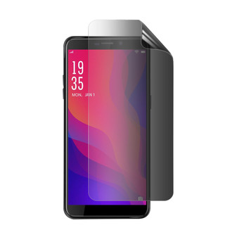 Vernee X2 Privacy Screen Protector