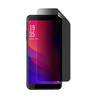Vernee X2 Privacy Plus Screen Protector