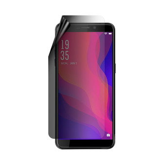 Vernee X2 Privacy Lite Screen Protector