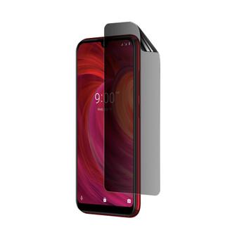 Lava Z71 Privacy Plus Screen Protector