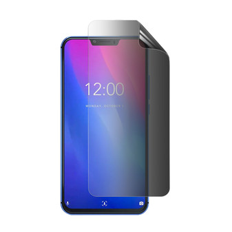 Vernee M8 Pro Privacy Screen Protector