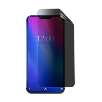 Vernee M8 Pro Privacy Plus Screen Protector