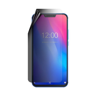 Vernee M8 Pro Privacy Lite Screen Protector
