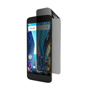 STK Hero Lite Privacy Plus Screen Protector