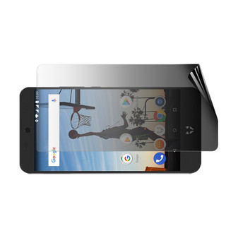 Wileyfox Swift 2 X Privacy (Landscape) Screen Protector