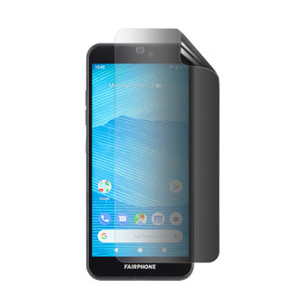 Fairphone 3 Privacy Screen Protector