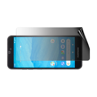 Fairphone 3 Privacy (Landscape) Screen Protector
