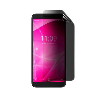 T-Mobile Revvl 2 Privacy Plus Screen Protector