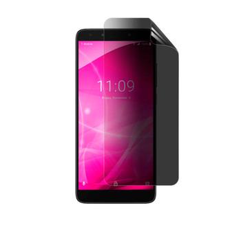 T-Mobile Revvl 2 Plus Privacy Plus Screen Protector