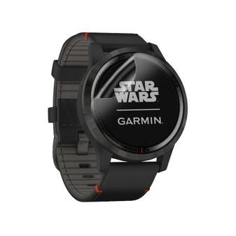 Garmin Legacy Saga Darth Vader Matte Flex Screen Protector