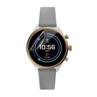 Fossil Sport Smartwatch 41mm (2019) Matte Flex Screen Protector