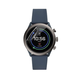 Fossil Sport Smartwatch 43mm (2019) Matte Flex Screen Protector
