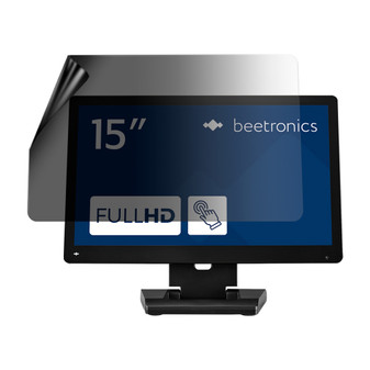 Beetronics 15-inch Touchscreen 15TS5 Privacy Lite Screen Protector