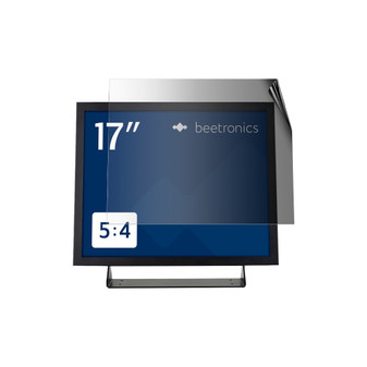 Beetronics 17-inch Monitor 17VG3 Privacy Screen Protector