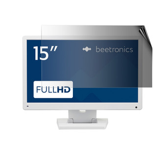 Beetronics 15-inch Monitor 15HD2W Privacy Screen Protector