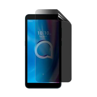 Alcatel 1B (2020) Privacy Plus Screen Protector