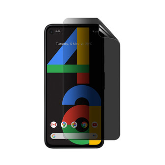 Google Pixel 4a Privacy Plus Screen Protector