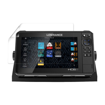 Lowrance HDS Live 9 Matte Lite Screen Protector