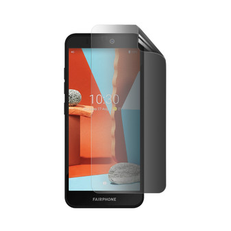Fairphone 3+ Privacy Screen Protector