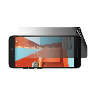 Fairphone 3+ Privacy (Landscape) Screen Protector