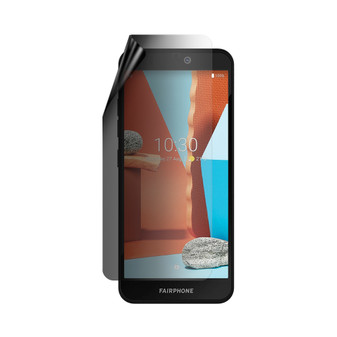 Fairphone 3+ Privacy Lite Screen Protector