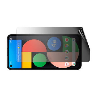 Google Pixel 4a 5G Privacy (Landscape) Screen Protector