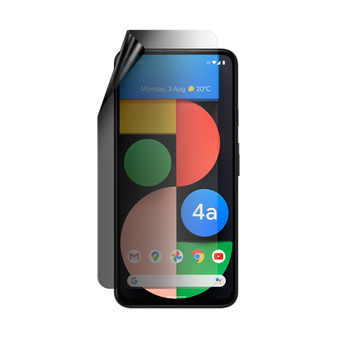 Google Pixel 4a 5G Privacy Lite Screen Protector
