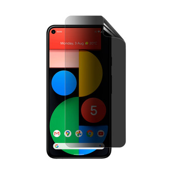 Google Pixel 5 Privacy Plus Screen Protector
