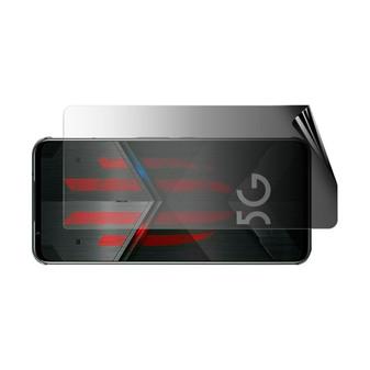 ZTE Nubia Red Magic 5S Privacy (Landscape) Screen Protector