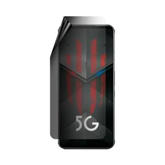 ZTE Nubia Red Magic 5S Privacy Lite Screen Protector