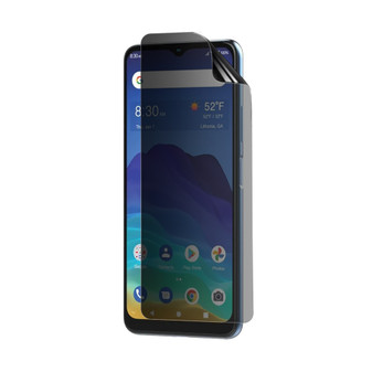 ZTE Blade 11 Prime Privacy Plus Screen Protector