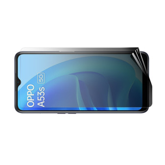 Oppo A53s 5G Privacy (Landscape) Screen Protector