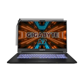 Gigabyte 17 A7 X1 Privacy Plus Screen Protector