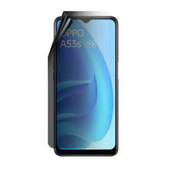 Oppo A53s 5G Privacy Lite Screen Protector