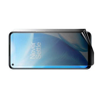 OnePlus Nord N200 5G Privacy (Landscape) Screen Protector