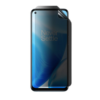OnePlus Nord N200 5G Privacy Plus Screen Protector